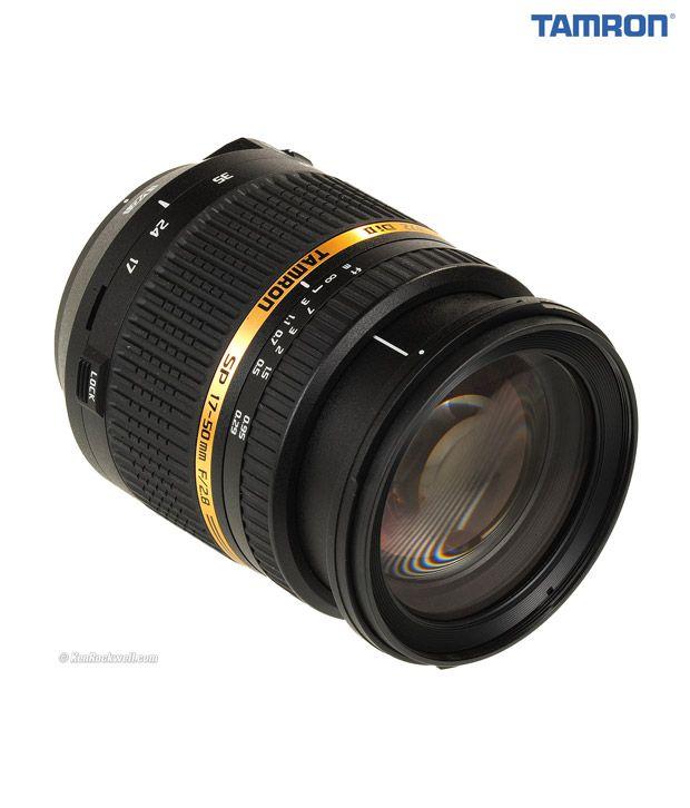 Tamron -A16 SP AF17-50 mm F/2.8  Di II LD Aspherical (IF) w/ hood  (Nikon)