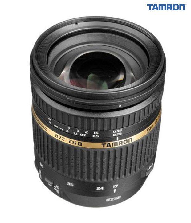 Tamron -B005 SP AF17-50 mm  F/2.8 XR Di II VC LD Aspherical  (IF) w/ hood (Sony)