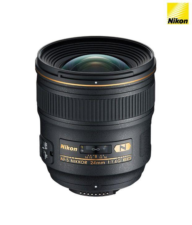 Nikon 24 mm f/1.4G ED AF-S  Nikkor Lens (FX Format)
