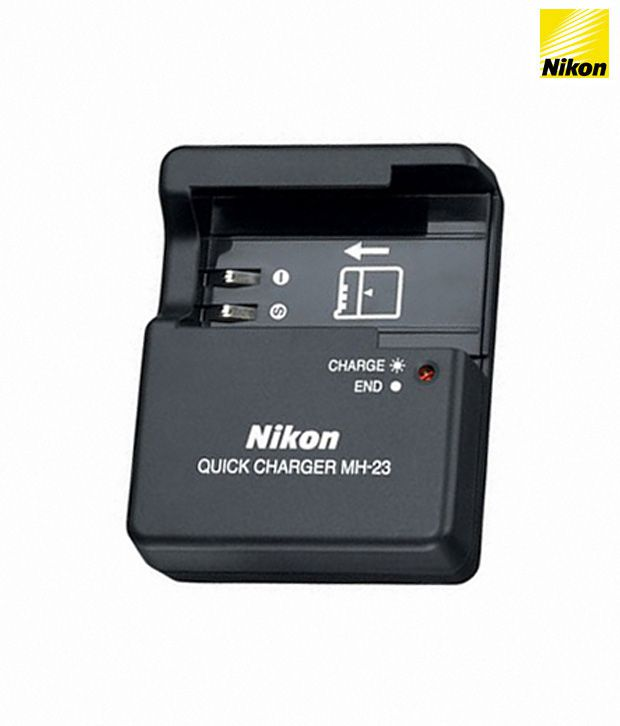 Nikon Mh 23 Quick Charger Price In India Buy Nikon Mh 23 Quick Charger Online At Snapdeal