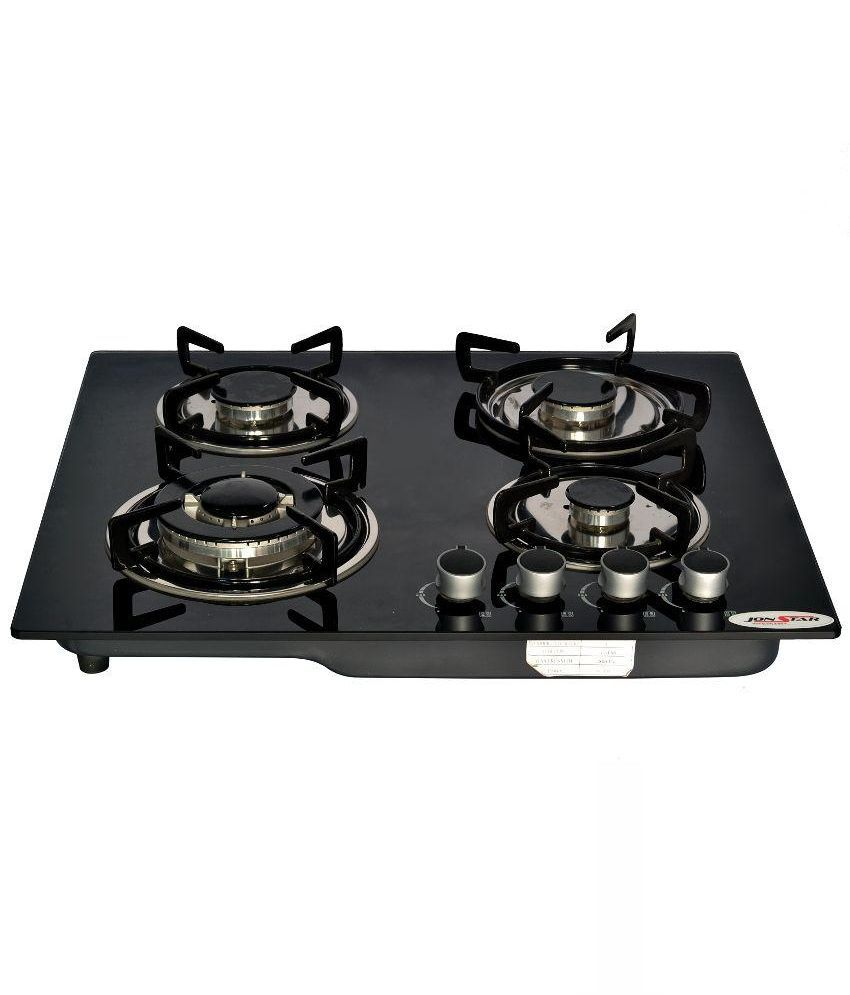 Jonstar-JS-QB4005-AI-4-Burner-Built-in-Hob-Gas-Cooktop