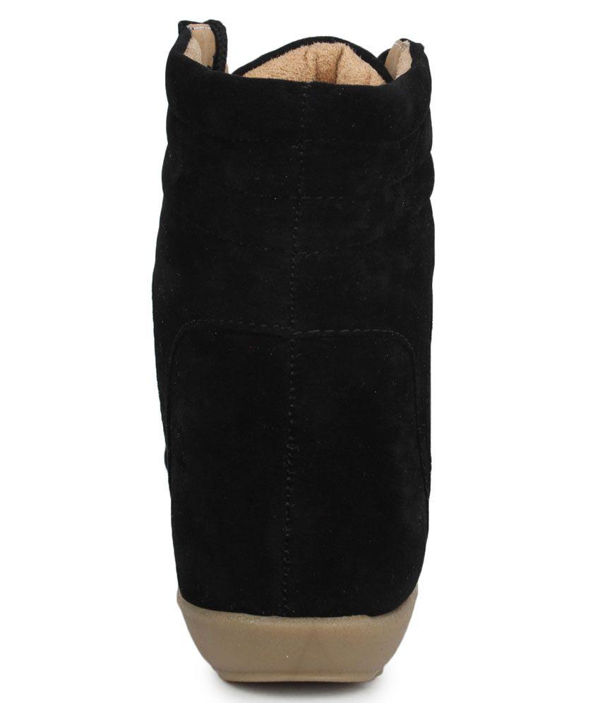 9e2e78df7f98a Beonza Black Casual Shoes Price in India- Buy Beonza Black Casual ...