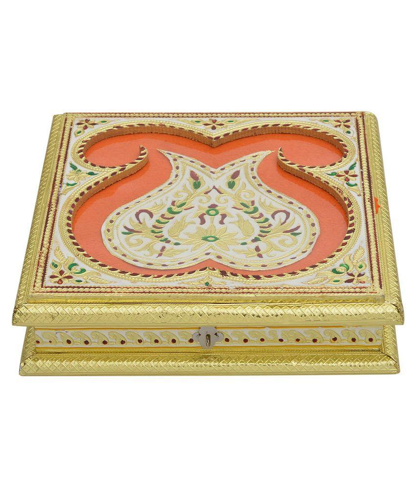 Kalakruti Alloy Antique Jewellery Boxes
