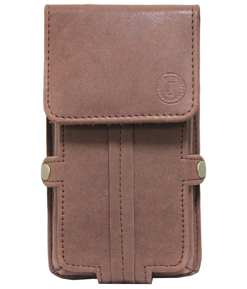 Jo Jo Pouch For Sony Xperia C - Brown