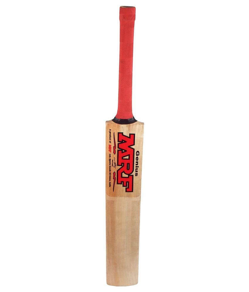 MRF Kashmir Willow Cricket Bat