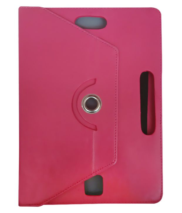 Fastway Tablet Back Cover For Lenovo Ideatab S6000f & L - Pink