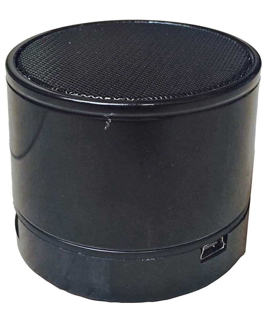 Grind Sapphire Gs044 Bluetooth Speakers - Black