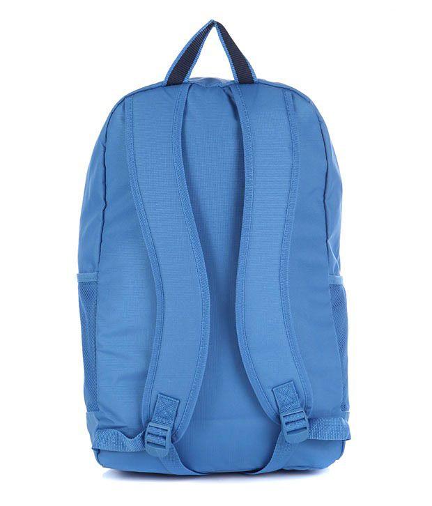 e1255ea6902 Adidas Lin-per-bp Blue Backpack - Buy Adidas Lin-per-bp Blue ...
