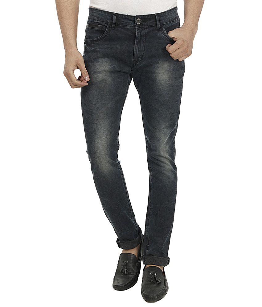 Fever Grey Slim Fit Jeans