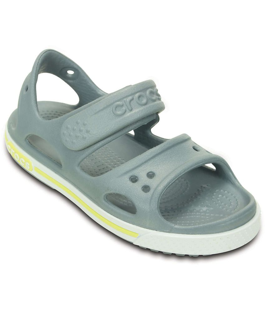 Creative Crocs Gray Sneaker Shoes Price In India- Buy Crocs Gray Sneaker Shoes Online At Snapdeal