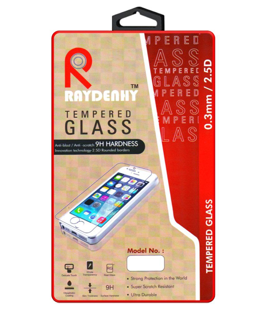 Motorola Moto X Style Tempered Glass Screen Guard by Raydenhy