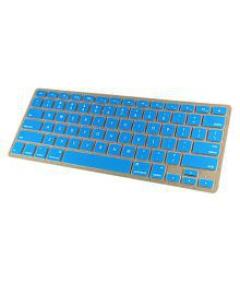 Go Crazzy Soft Silicone Keyboard Case Cover Protector For Apple Macbook Air 13.3 Inch