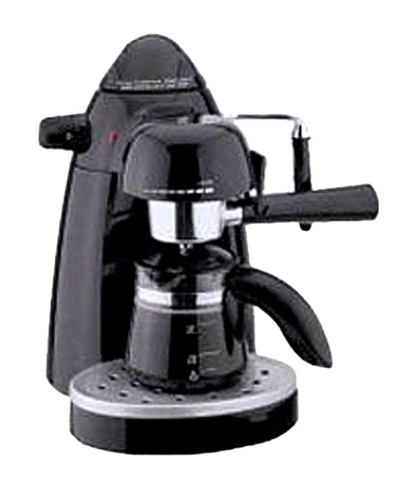 SKYLINE VT-7003 ESPRESSO COFFEE MAKER BLACK