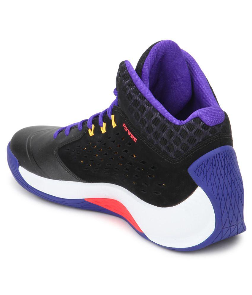 reputable site 23b3b a3fef ... Nike Jordan Rising High Black Sport Shoes ...