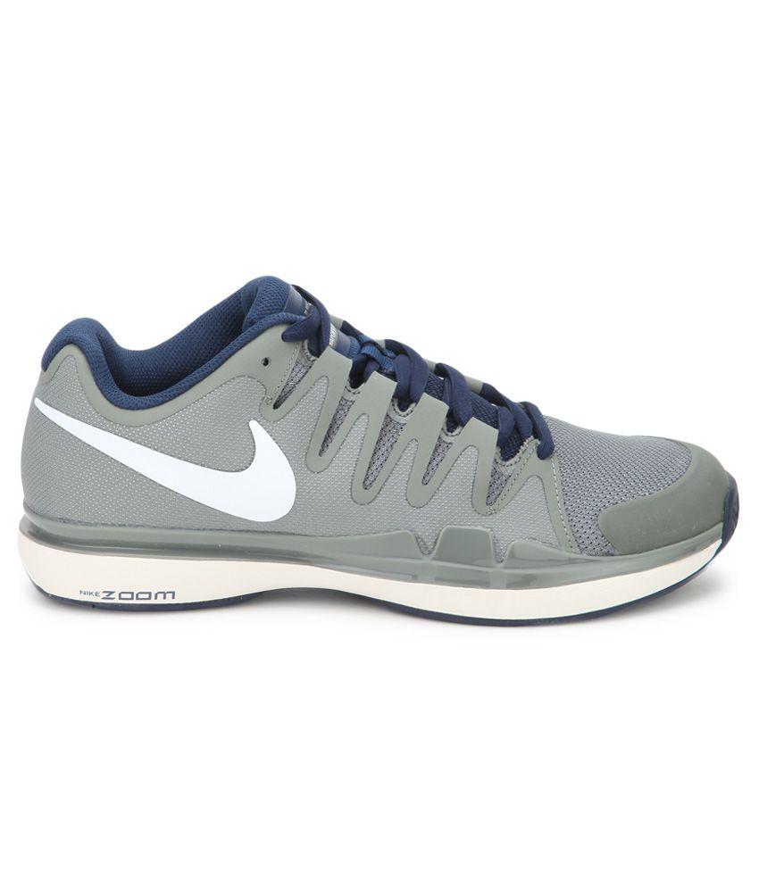 8c34a74e953b Nike Zoom Vapor 9.5 Tour Gray Sport Shoes - Buy Nike Zoom Vapor 9.5 ...