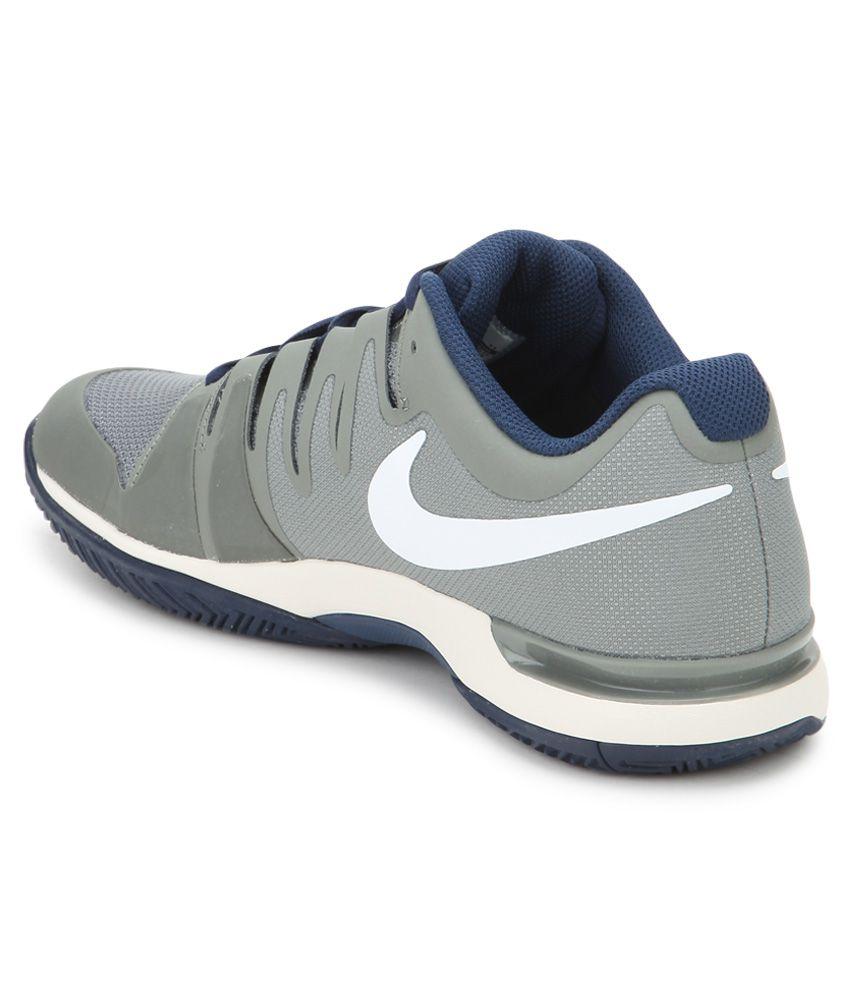 ... Nike Zoom Vapor 9.5 Tour Gray Sport Shoes ...