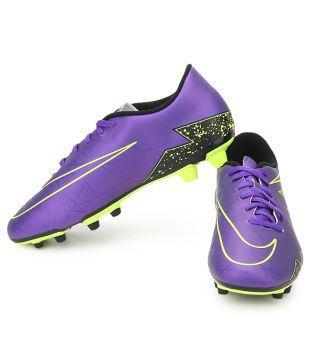 best loved 91fdd f95e3 Nike Hypervenom Phade Ii Fg Purple Sport Shoes - Buy Nike ...