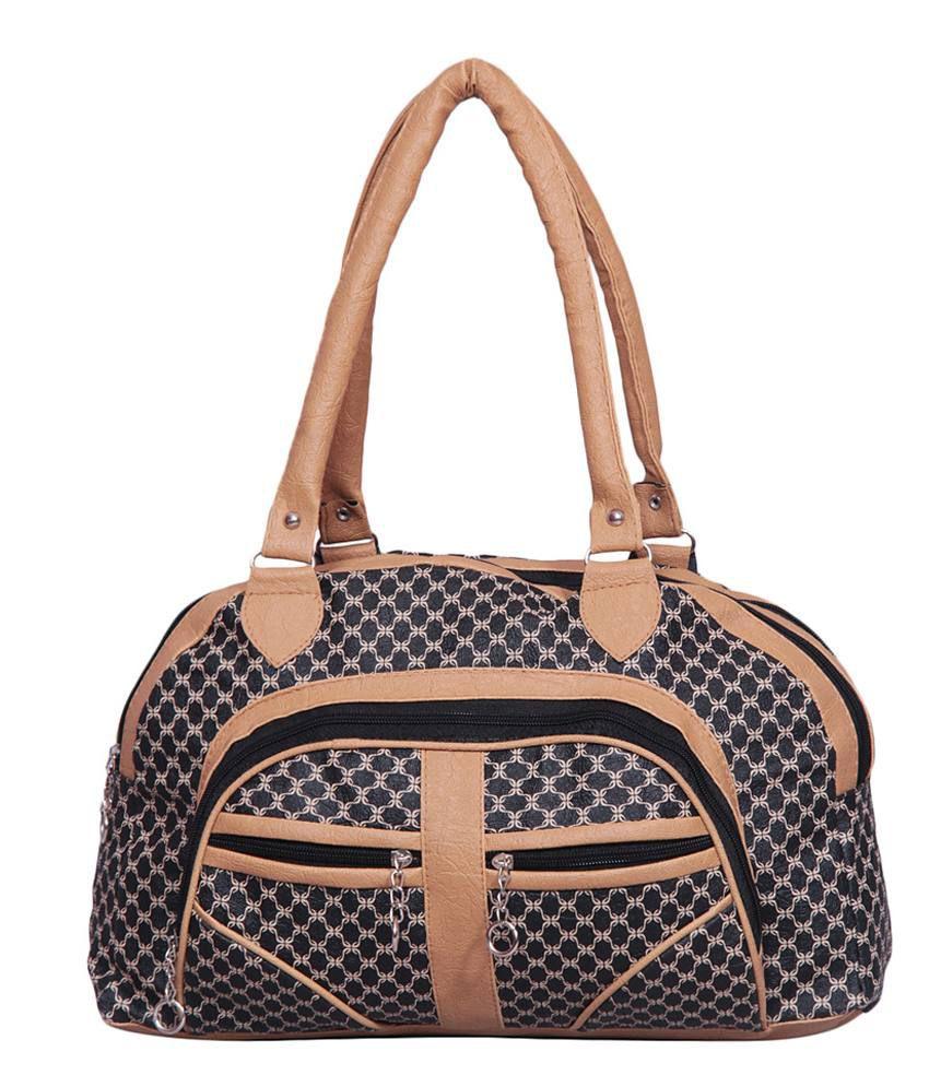 Notbad Shoulder Bag-black