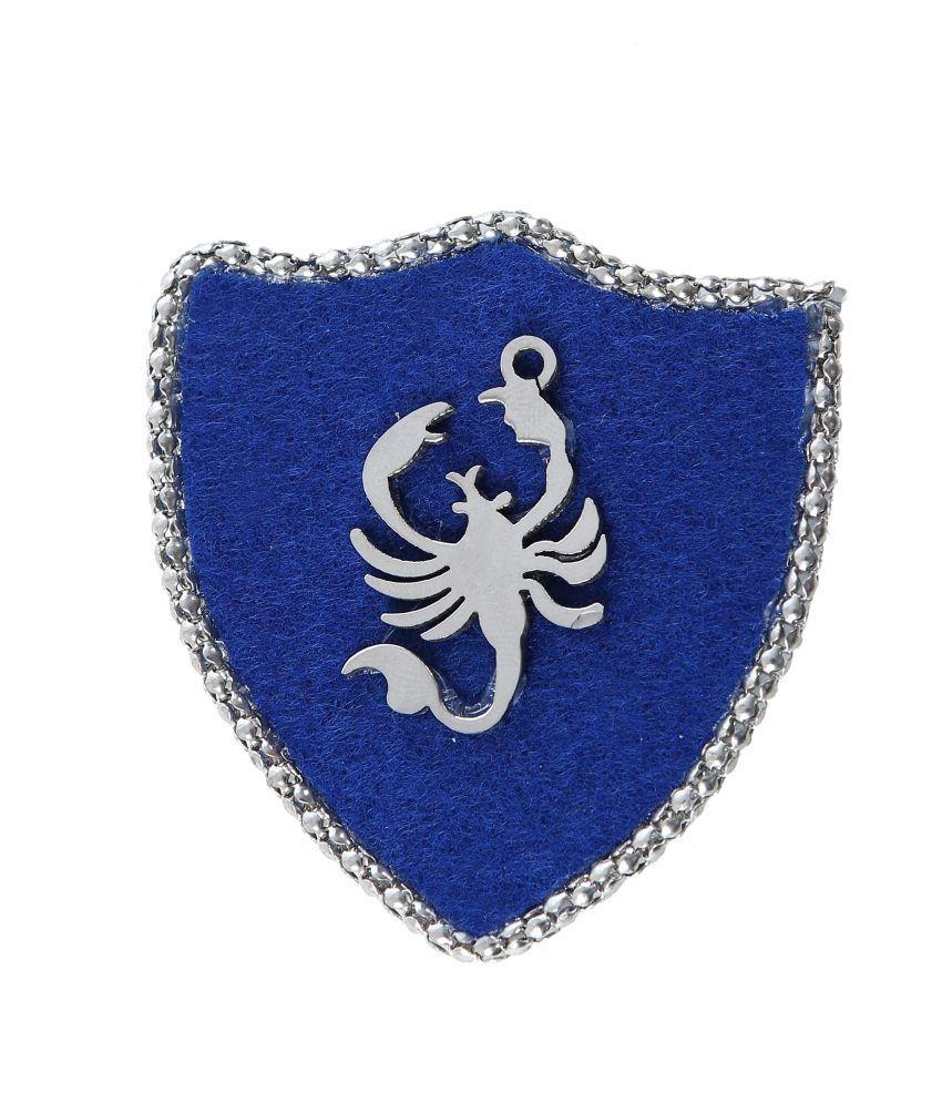 Outdazzle Designer Scorpio Multipurpose Brooch / Badge