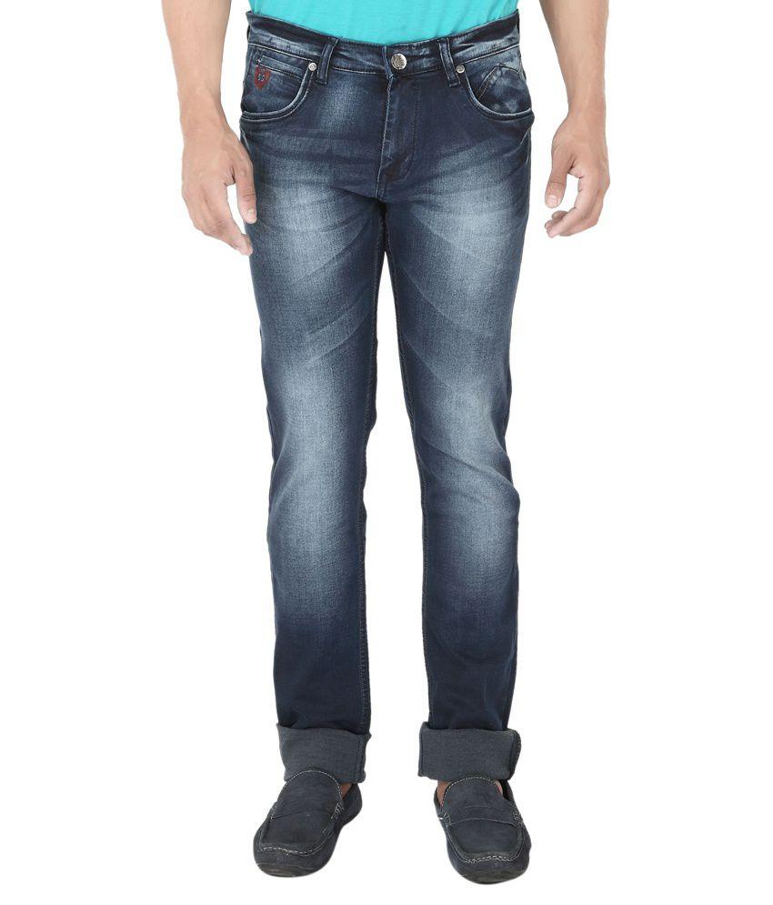 Hardy Boys Blue Regular Fit Jeans