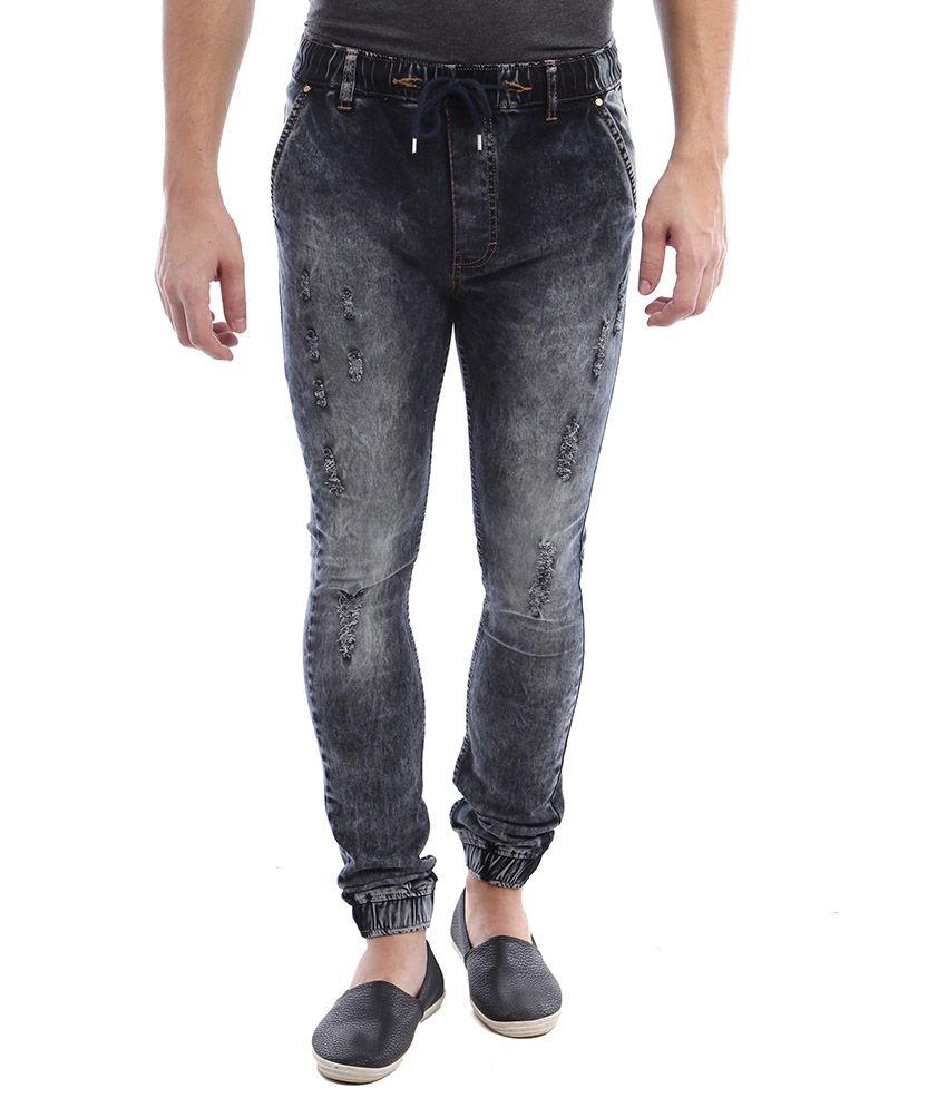 Bandit Grey Slim Fit Jeans