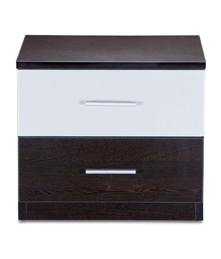 Debono Tiffany Solid Wood Bed Side Table