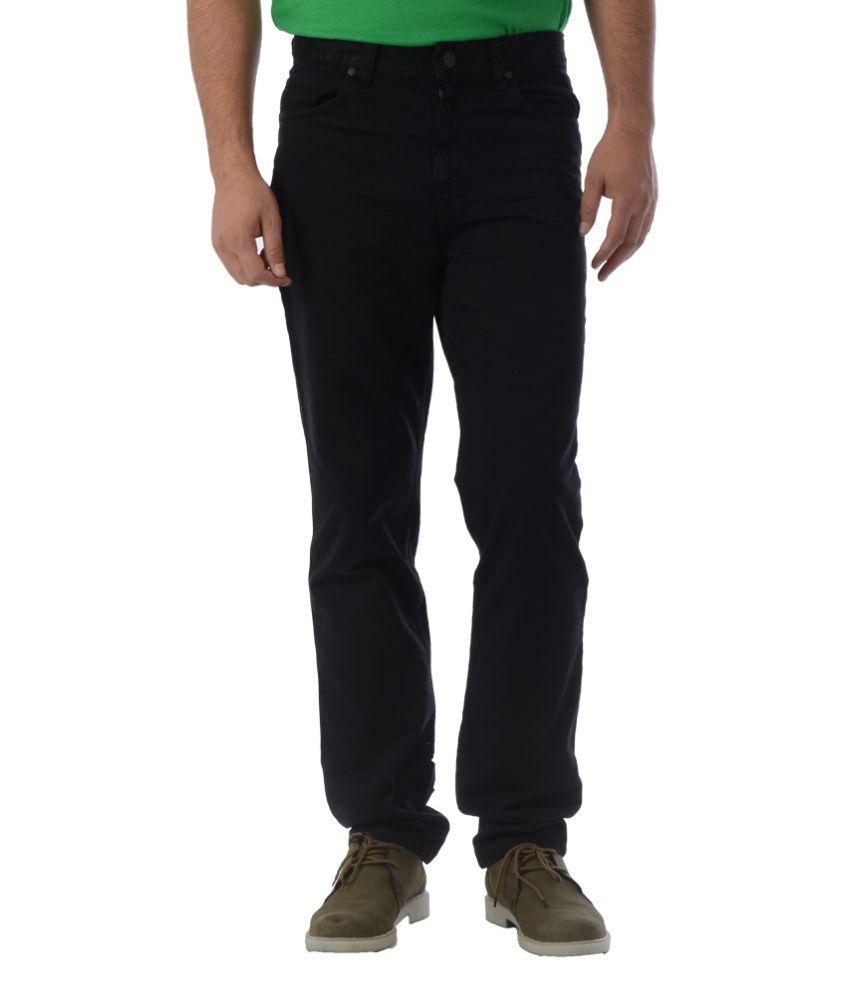 Killer Black Comfort Fit Jeans