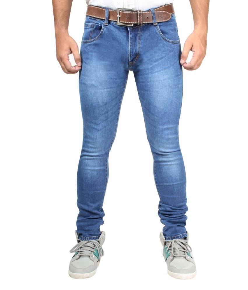 Royal Choice Blue Skinny Fit Jeans