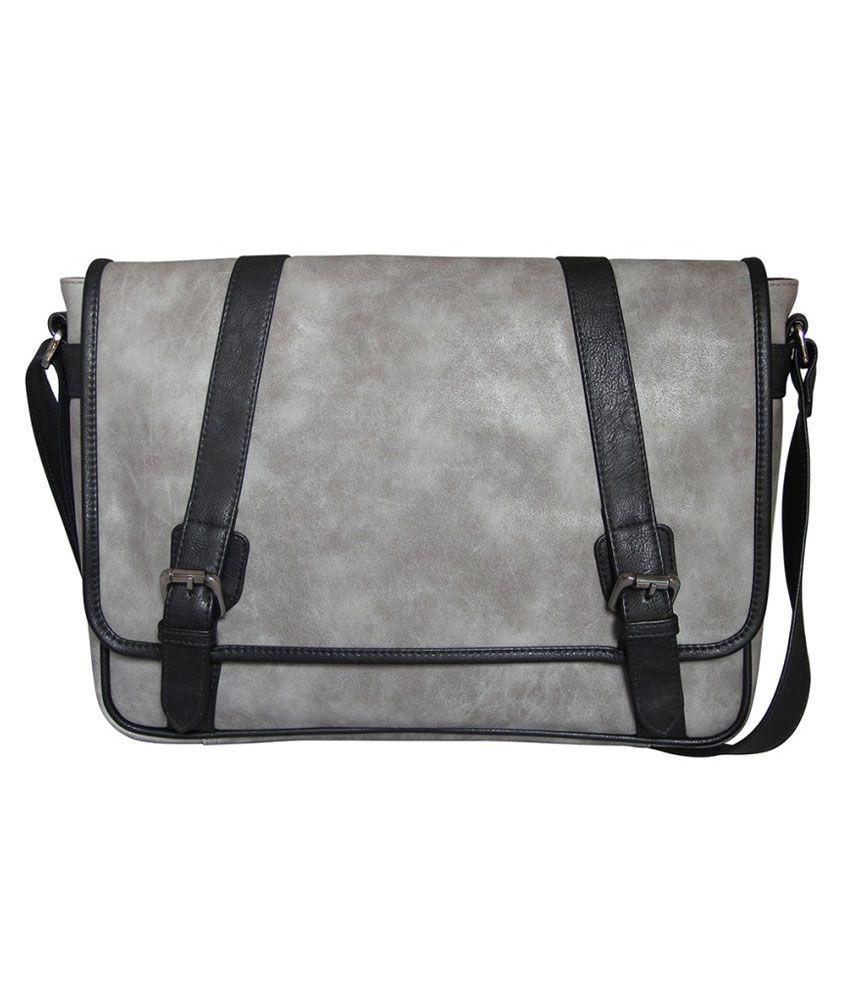 Mohawk Grey Laptop Bags