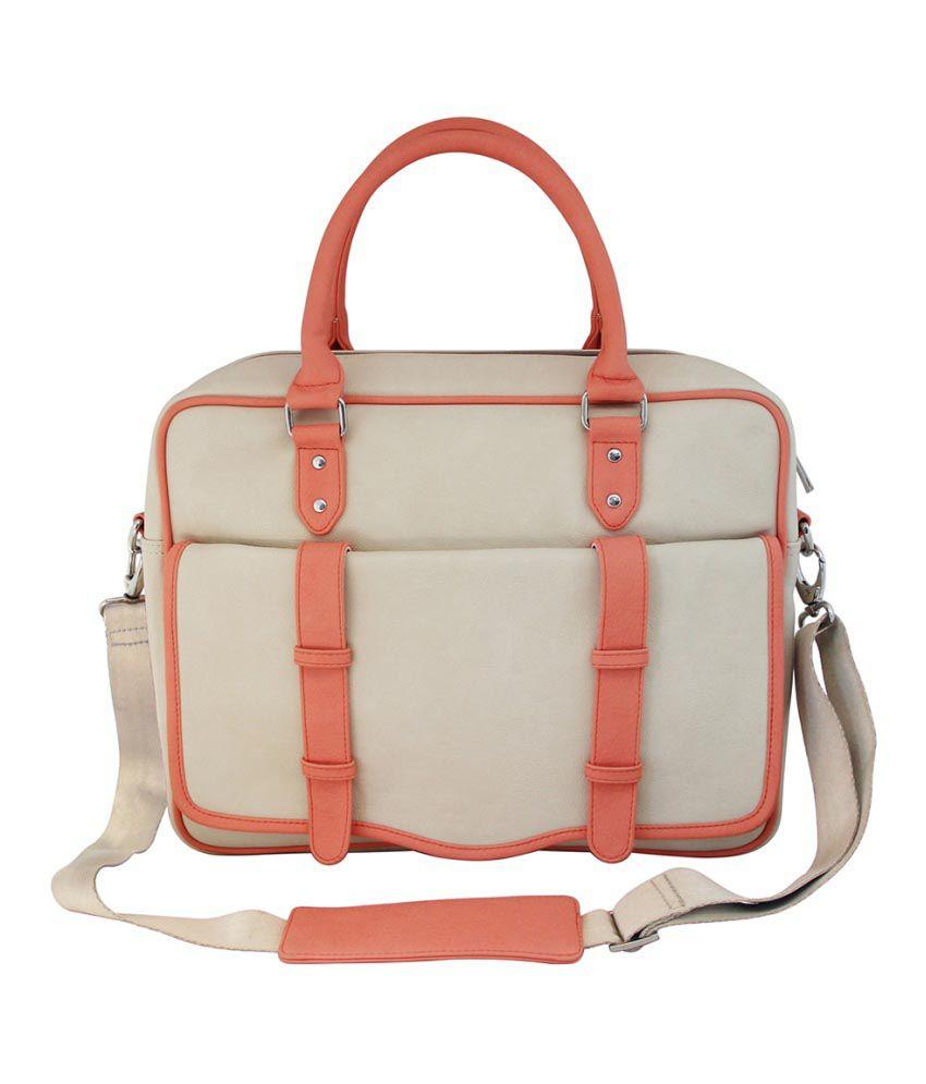 Mohawk White Laptop Bags