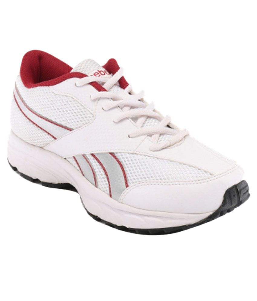Reebok Rapid Runner White Sports Shoes