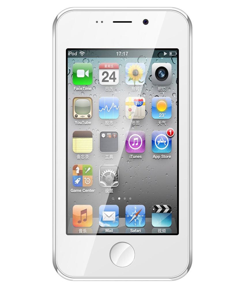 adcom ikon 4 8gb white mobile phones online at low prices. Black Bedroom Furniture Sets. Home Design Ideas