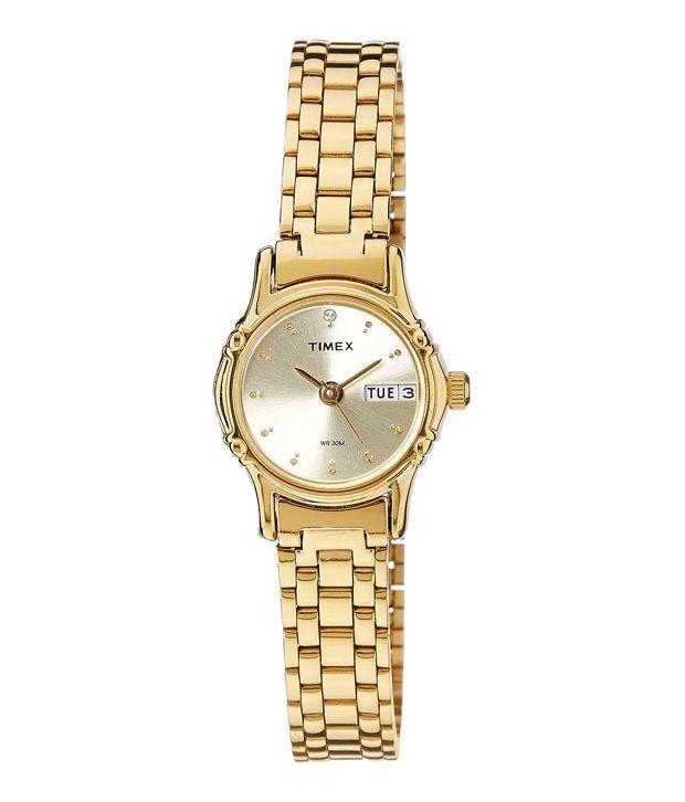 6264b9014 Timex Classics B810 Women's watch Price in India: Buy Timex Classics B810  Women's watch Online at Snapdeal