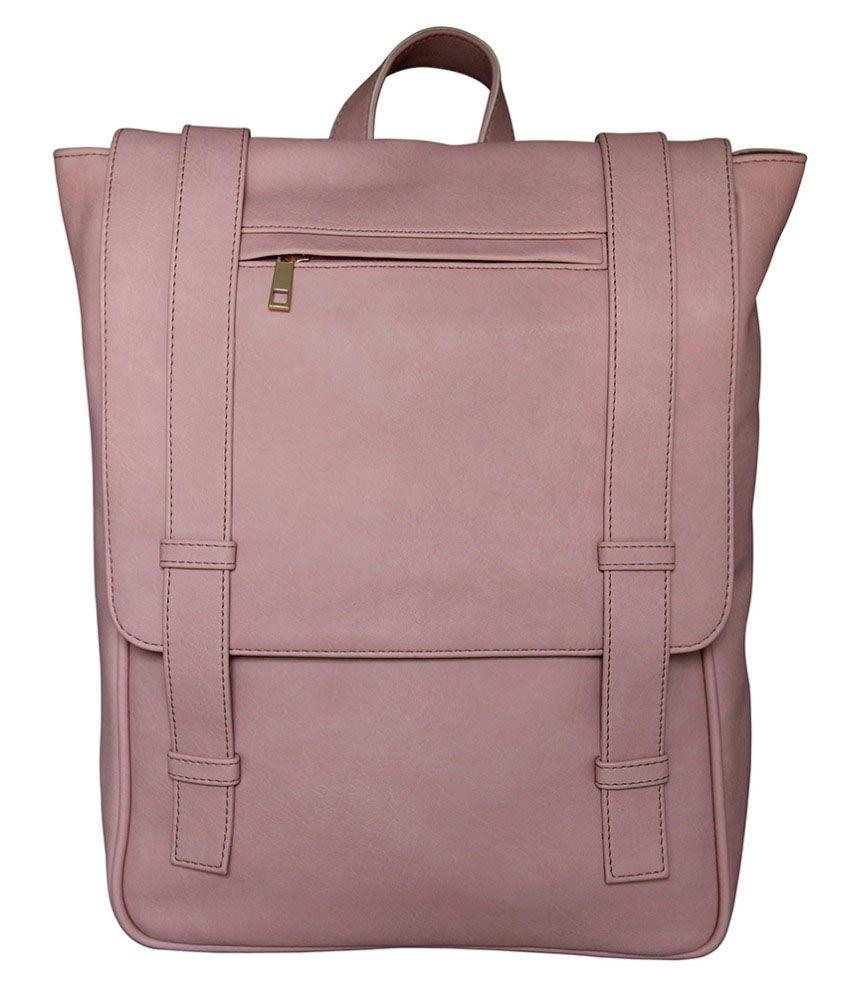 Mohawk Pink Laptop Bags