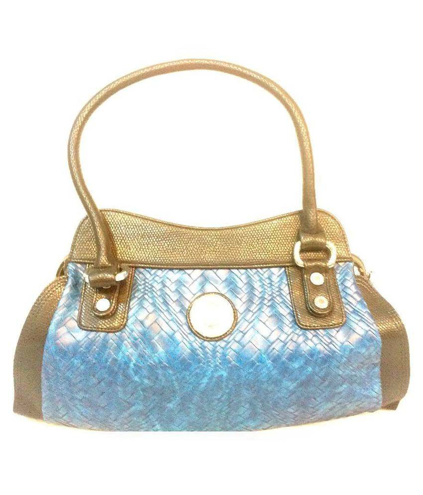 7006d3a84b J Blues Blue Hobo Bag - Buy J Blues Blue Hobo Bag Online at Best Prices in  India on Snapdeal