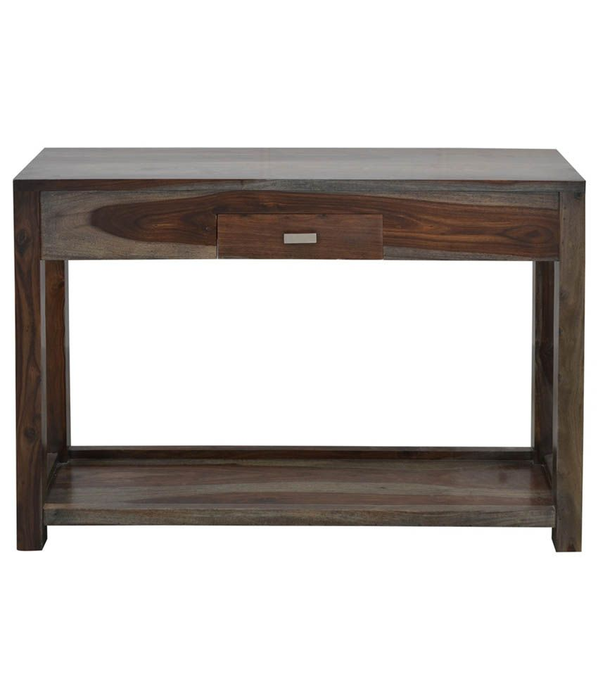 Shekhawati Solid Wood Console Table