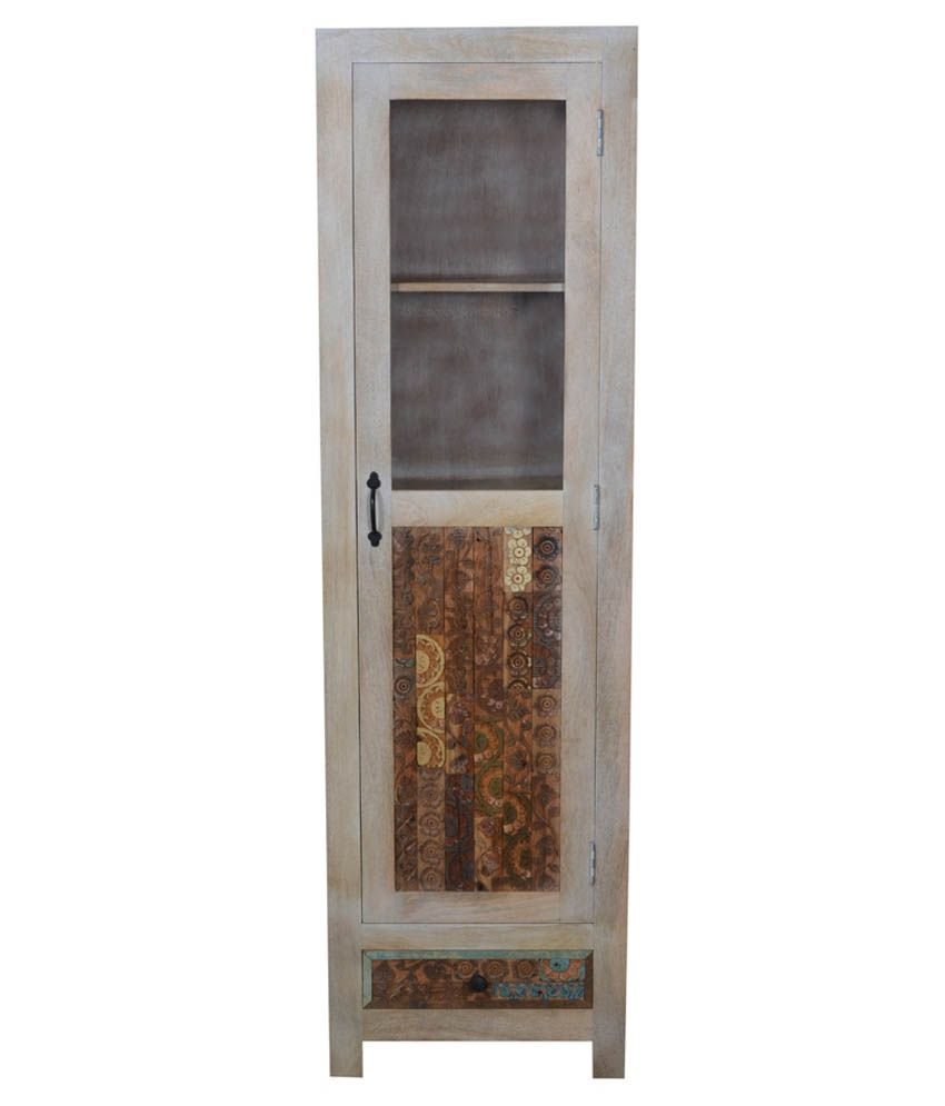 Shekhawati-Solid-Wood-Single-Door-Wardrobe