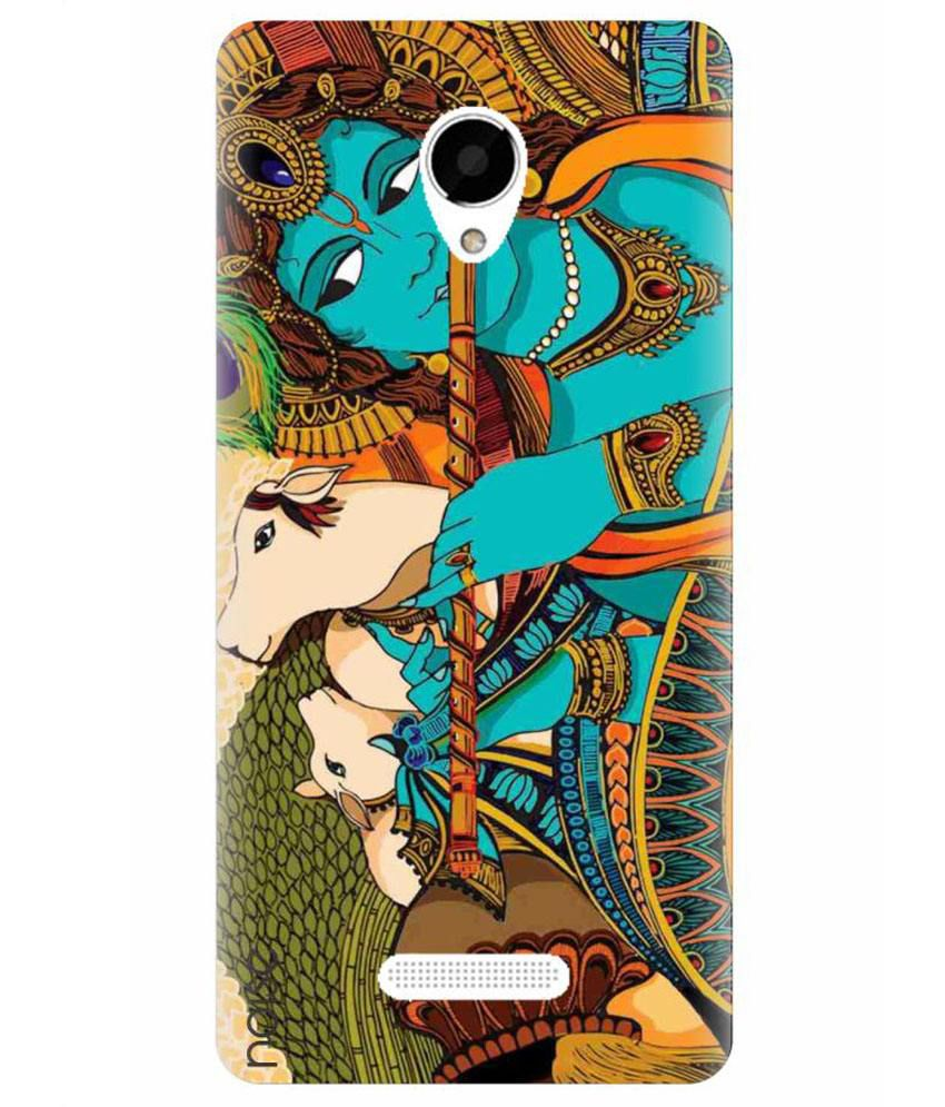 new arrival e108d 8b997 Micromax Doodle 4 Printed Back Covers by Noise - Multicolor