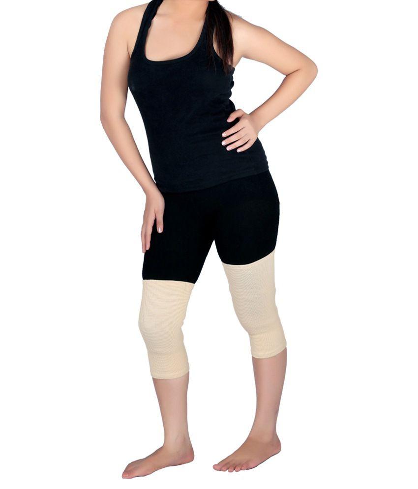 16d1a466b0 Gnr Pharma Elastic Tubular Knee Support Deluxe: Buy Online at Best ...