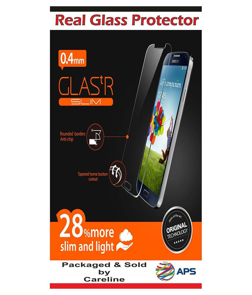 Panasonic P55 Tempered Glass Screen Guard by APS
