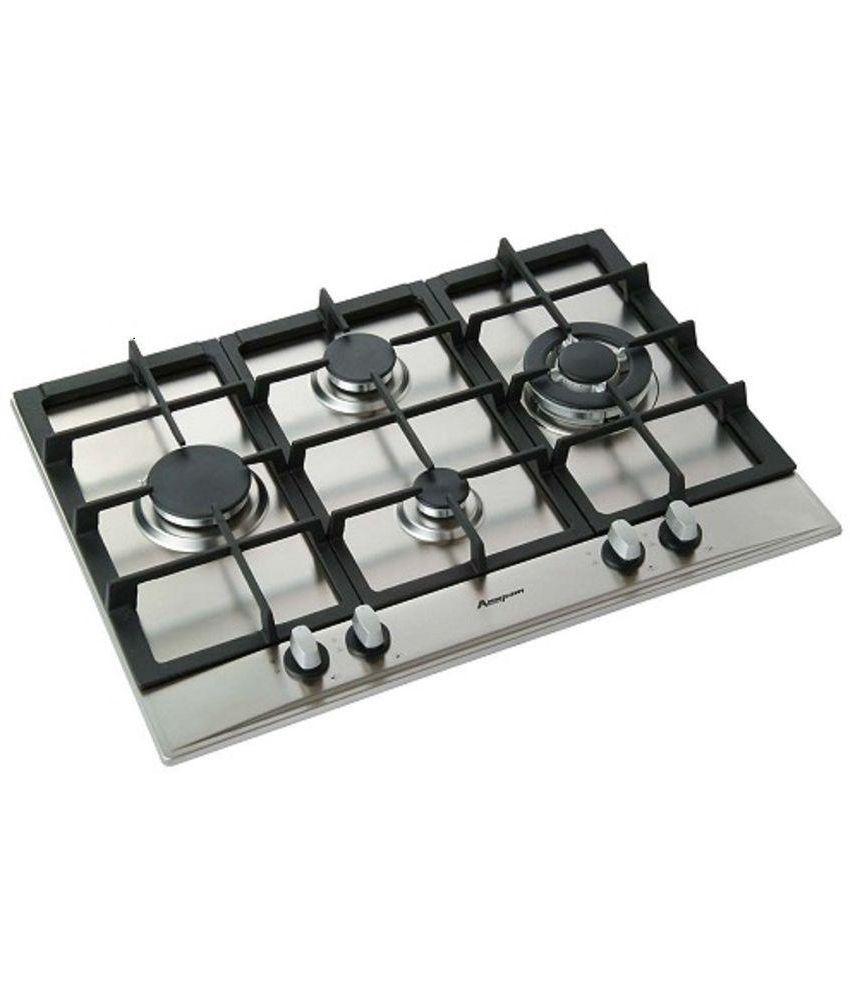 Anupam ANS704C Automatic Gas Cooktop (4 Burner)