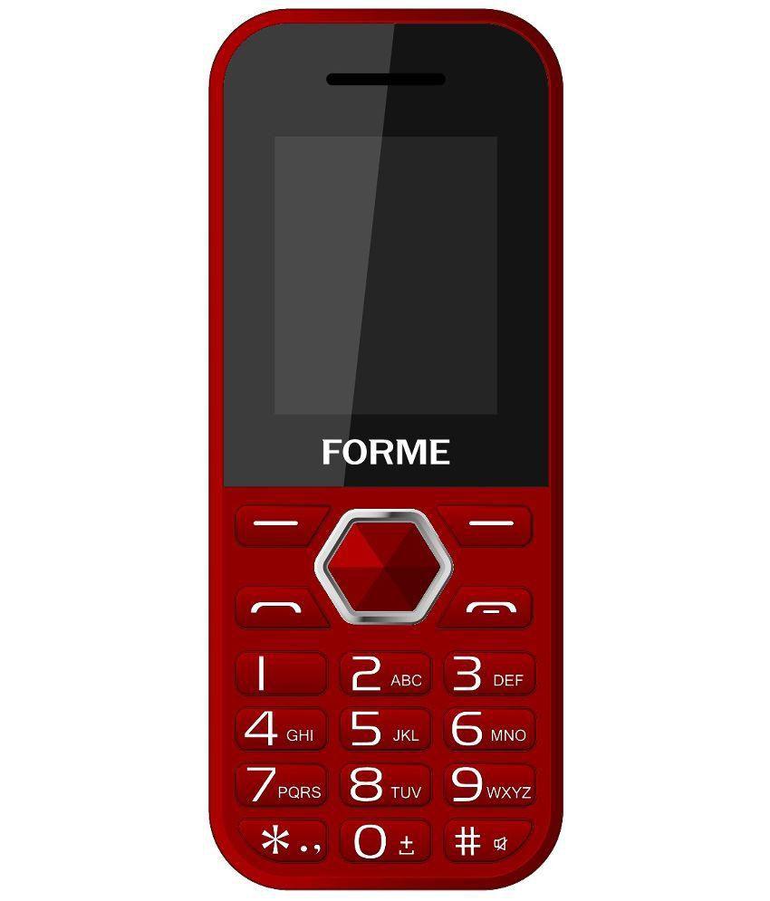 Forme K05 Red