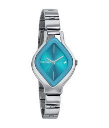 Speed Time Turquoise Dial Analog Women's Watch (6109SM03)