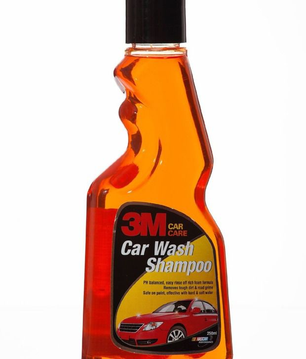 Best Shampoo For Car Wash In India
