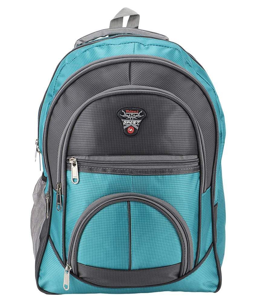 MipeMine School Bag-Blue