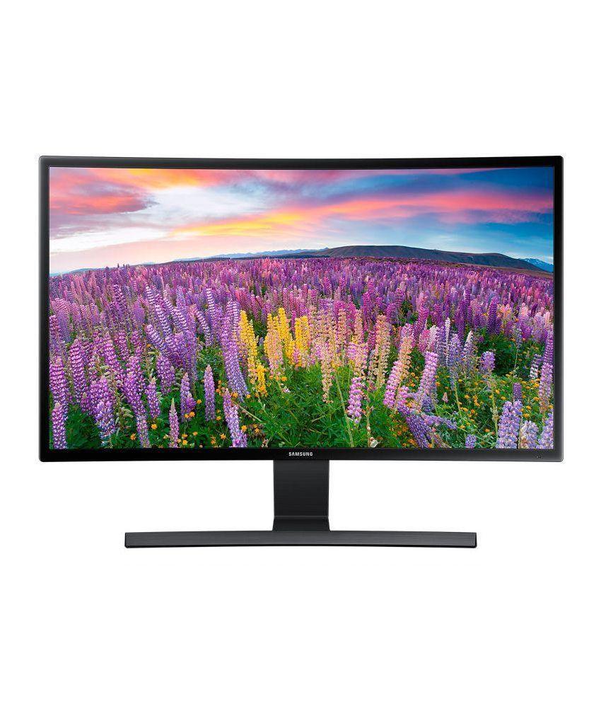 Samsung 24 Curved LED Monitor LS24E510CS/XL