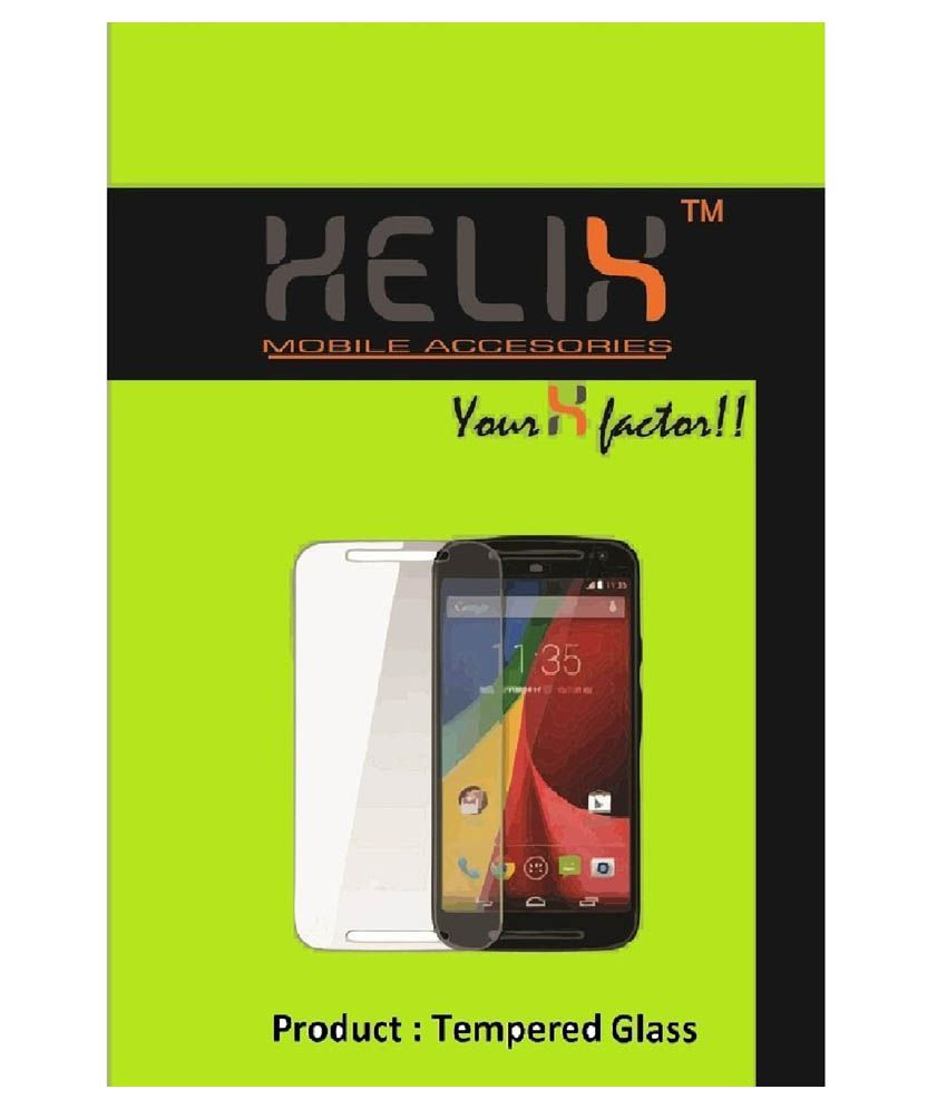 Xolo 8x-1100 Tempered Glass Screen Guard by Helix