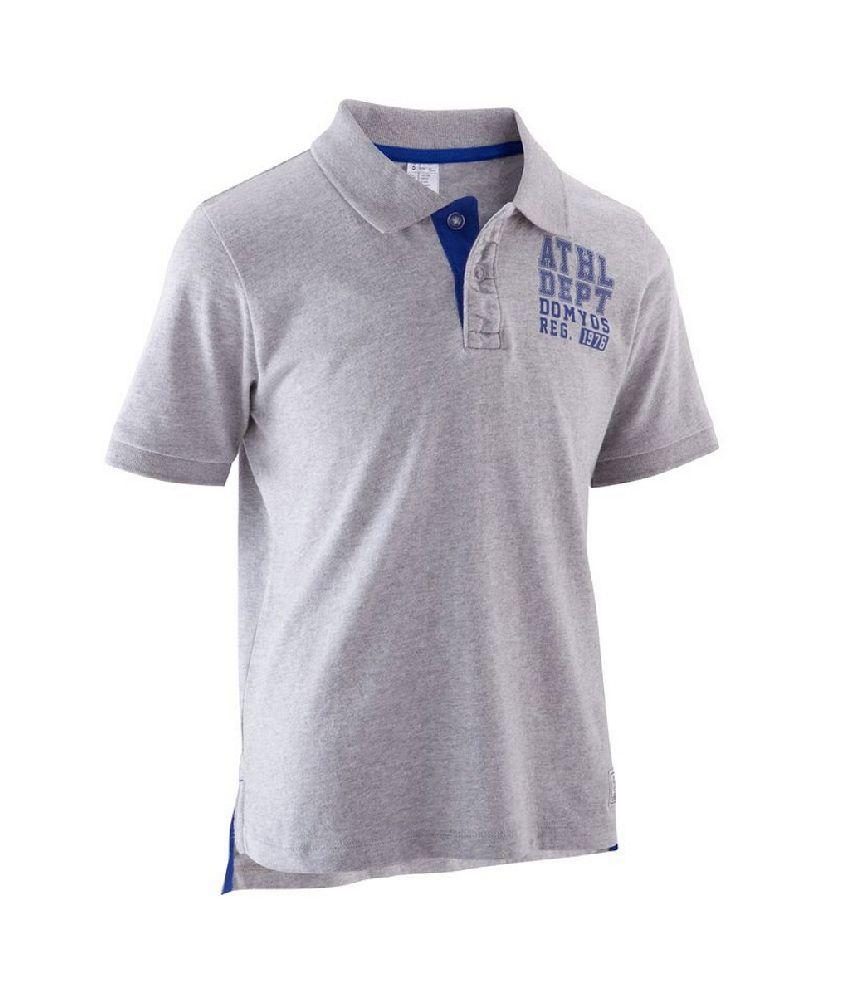 Domyos Junior Polo T-shirt