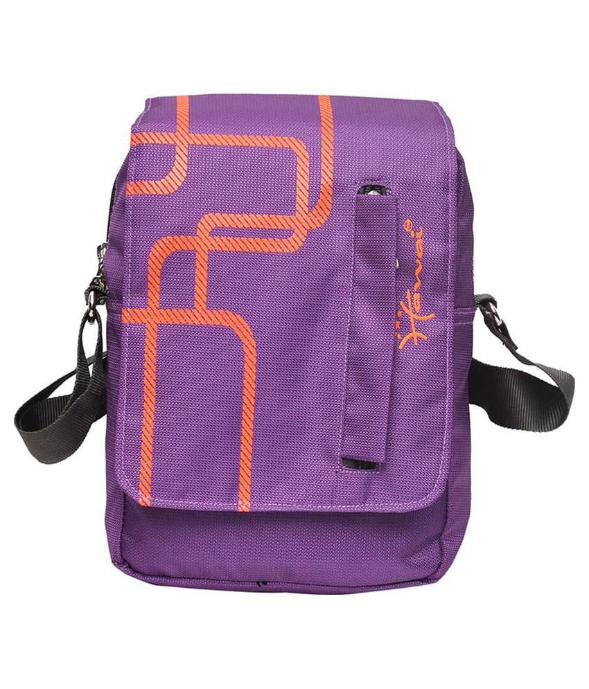 Hawai Purple Sling Bag