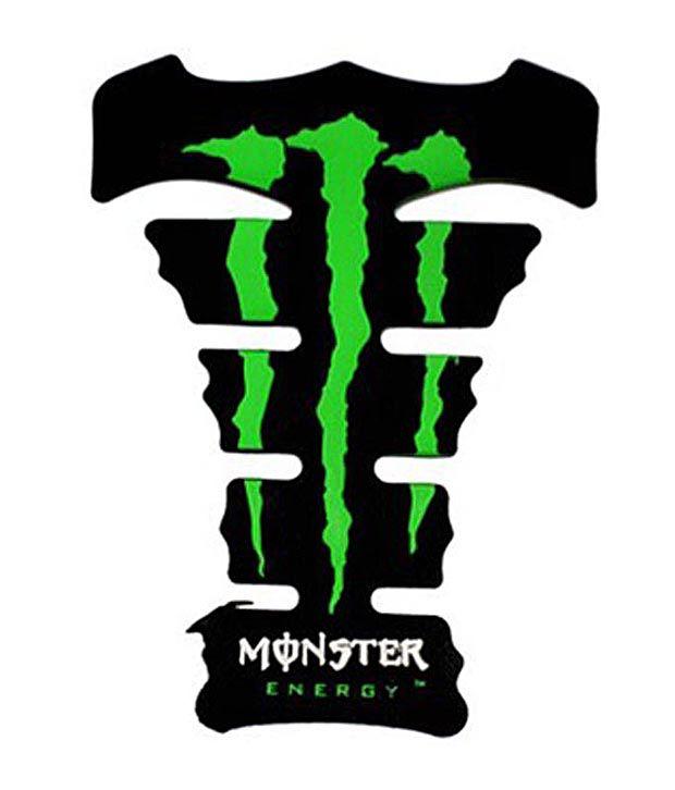 Monster Green Petrol Tank Stylish Pad For Honda Pleasure Ccr Cast Wheel